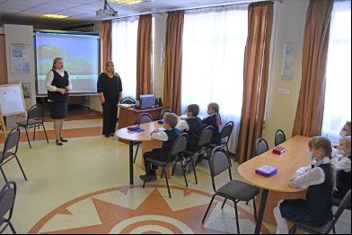 В школах г. Белгорода и проводят открытые уроки экологии