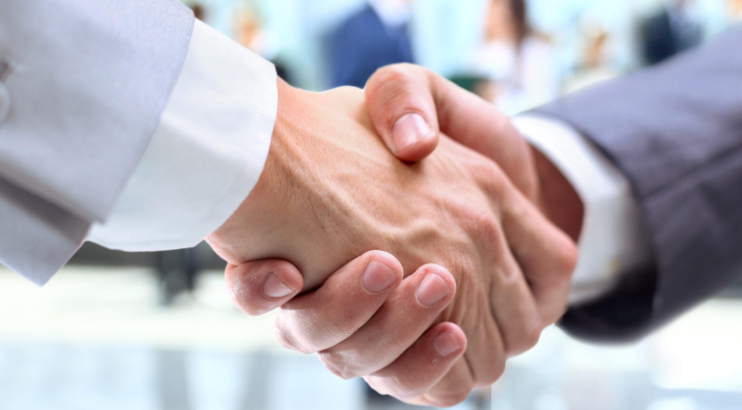 Наша компания - надежный бизнес-партнер