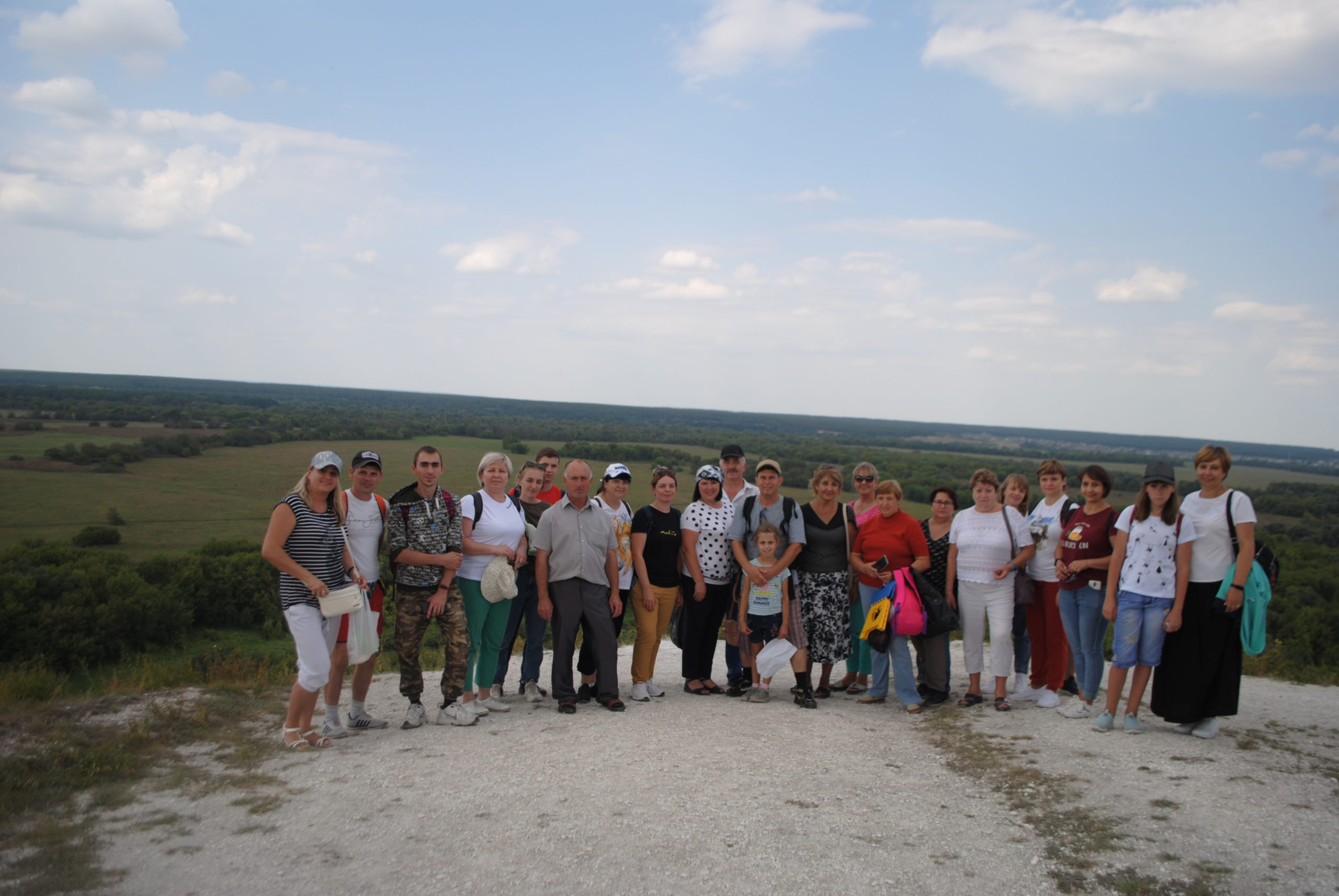 Коллектив нашей компании 28.08.2021 посетил музей-заповедник «ДИВНОГОРЬЕ» в Лискинском районе Воронежской области России.